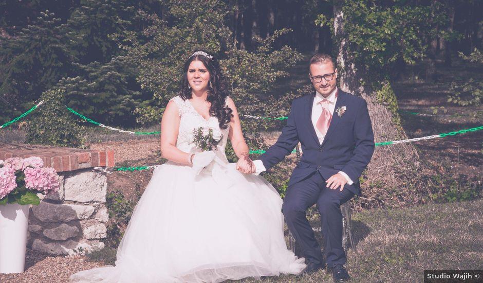Le mariage de Alexandre et Samira à Ouchamps, Loir-et-Cher