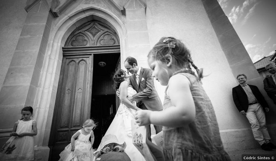 Le mariage de Rodolfo et Anne-Ly à Bossey, Haute-Savoie