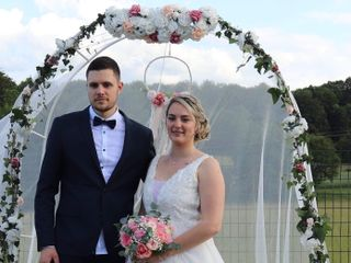 Le mariage de Mélina et Jordan 1