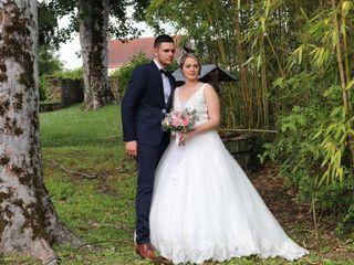 Le mariage de Mélina et Jordan