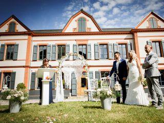Le mariage de Marie-Ange et Jérémy