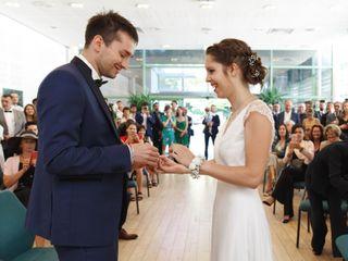 Le mariage de Milena et Romain 3