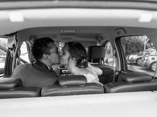 Le mariage de Milena et Romain