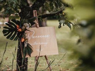 Le mariage de Manon et Maxime 1