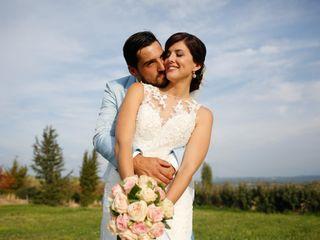 Le mariage de Megane et Maxime