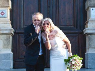 Le mariage de Betty et Loïc