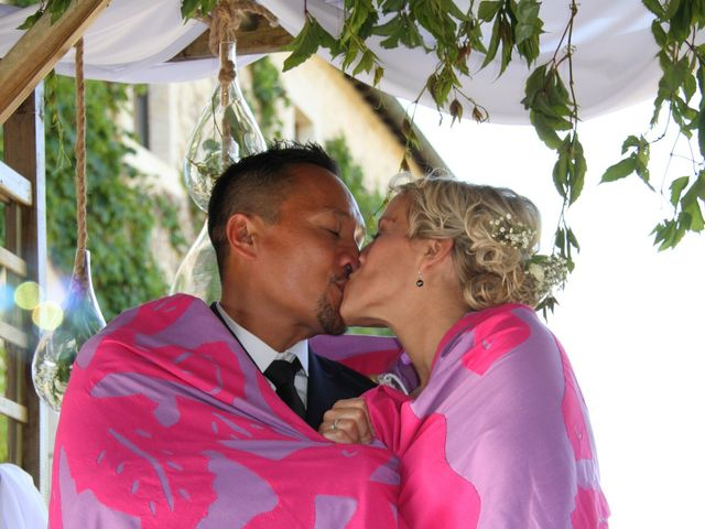 Le mariage de Laurent et Laurie à Savigny-lès-Beaune, Côte d'Or 12