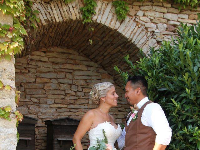 Le mariage de Laurent et Laurie à Savigny-lès-Beaune, Côte d'Or 15