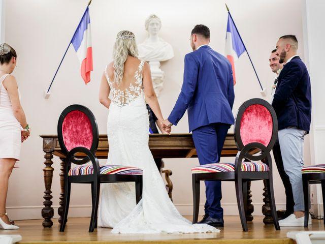 Le mariage de Jérémy et Marie-Ange à Saint-Sulpice-la-Pointe, Tarn 17