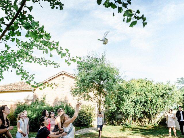 Le mariage de Jérémy et Marie-Ange à Saint-Sulpice-la-Pointe, Tarn 39