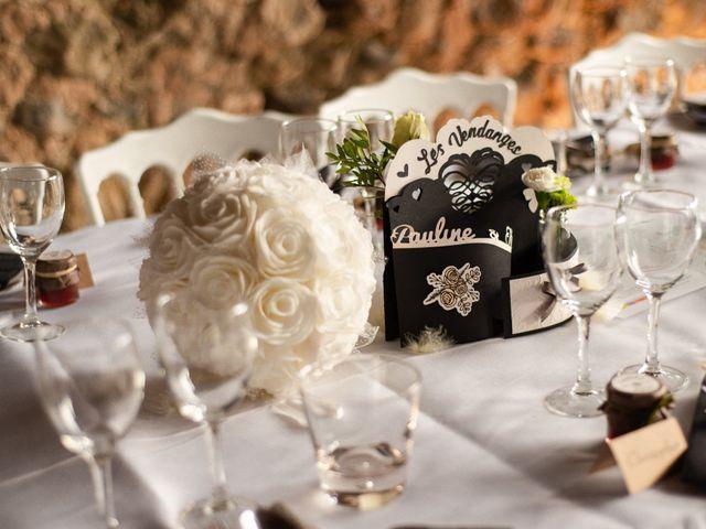 Le mariage de Kévin et Pauline à Moye, Haute-Savoie 11