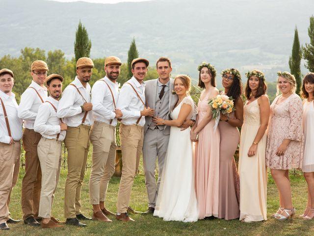 Le mariage de Kévin et Pauline à Moye, Haute-Savoie 24