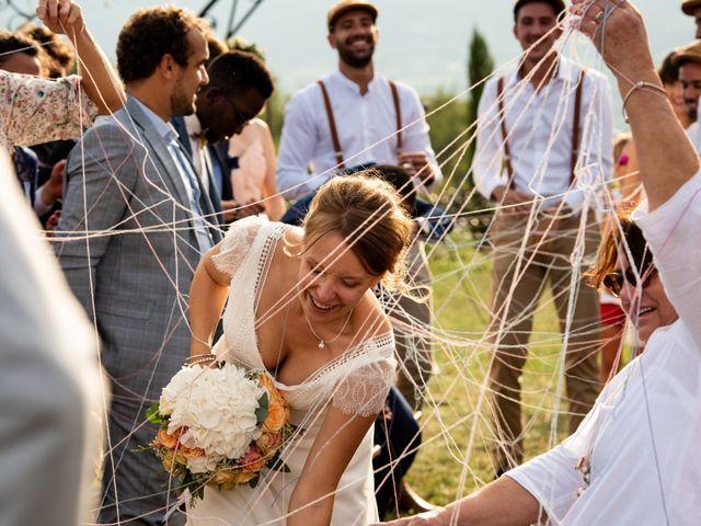 Le mariage de Kévin et Pauline à Moye, Haute-Savoie 20