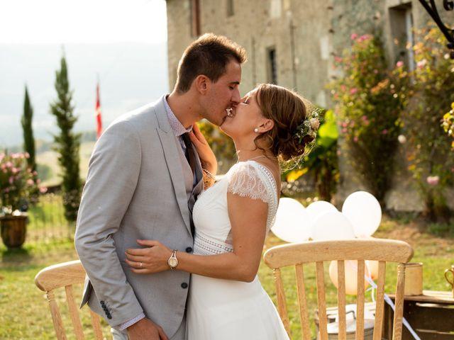 Le mariage de Kévin et Pauline à Moye, Haute-Savoie 19
