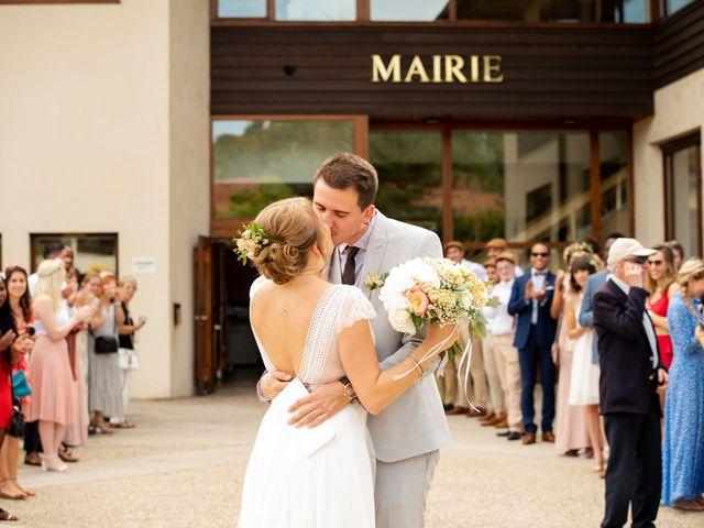 Le mariage de Kévin et Pauline à Moye, Haute-Savoie 8