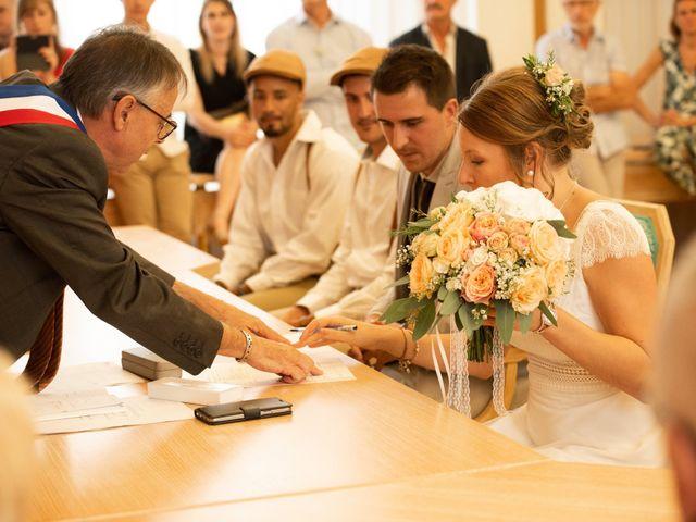 Le mariage de Kévin et Pauline à Moye, Haute-Savoie 6