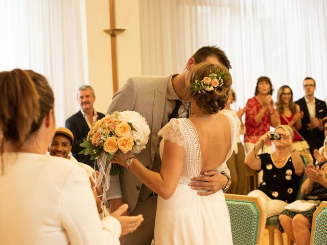 Le mariage de Kévin et Pauline à Moye, Haute-Savoie 7