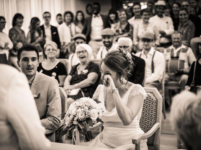Le mariage de Kévin et Pauline à Moye, Haute-Savoie 5