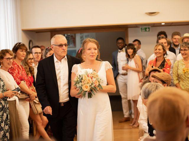 Le mariage de Kévin et Pauline à Moye, Haute-Savoie 4