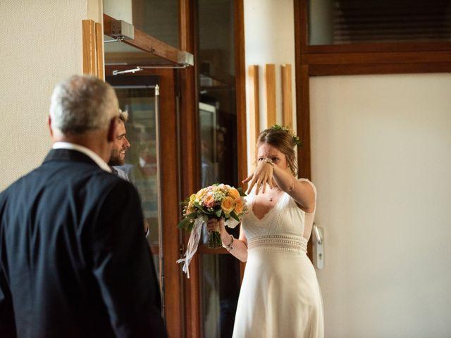 Le mariage de Kévin et Pauline à Moye, Haute-Savoie 3