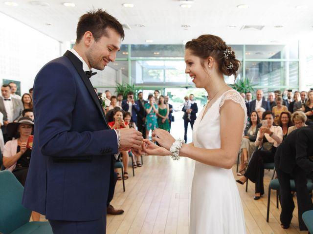 Le mariage de Romain et Milena à La Chapelle-sur-Erdre, Loire Atlantique 4