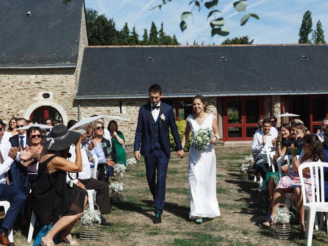 Le mariage de Romain et Milena à La Chapelle-sur-Erdre, Loire Atlantique 9
