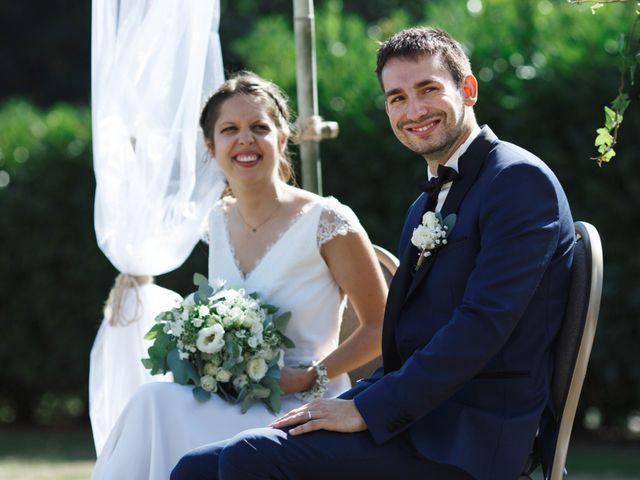 Le mariage de Romain et Milena à La Chapelle-sur-Erdre, Loire Atlantique 10