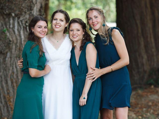 Le mariage de Romain et Milena à La Chapelle-sur-Erdre, Loire Atlantique 11