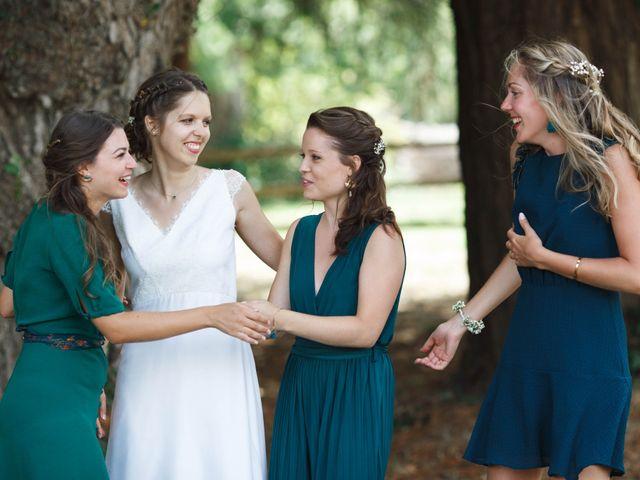 Le mariage de Romain et Milena à La Chapelle-sur-Erdre, Loire Atlantique 12