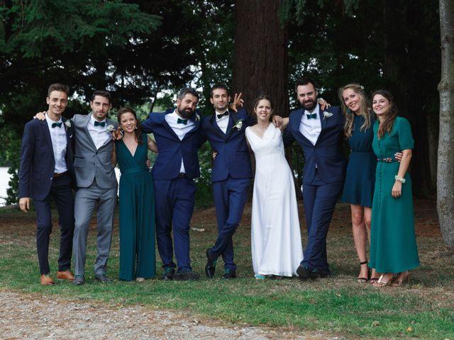 Le mariage de Romain et Milena à La Chapelle-sur-Erdre, Loire Atlantique 15