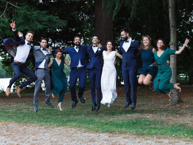 Le mariage de Romain et Milena à La Chapelle-sur-Erdre, Loire Atlantique 16