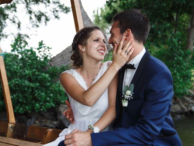 Le mariage de Romain et Milena à La Chapelle-sur-Erdre, Loire Atlantique 18