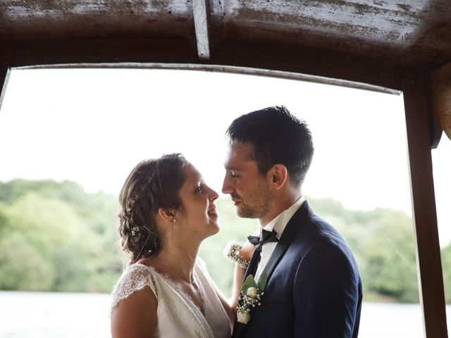 Le mariage de Romain et Milena à La Chapelle-sur-Erdre, Loire Atlantique 19