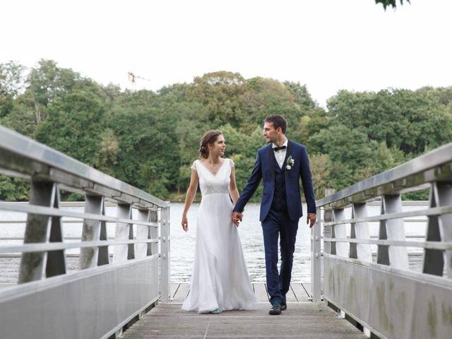 Le mariage de Romain et Milena à La Chapelle-sur-Erdre, Loire Atlantique 21