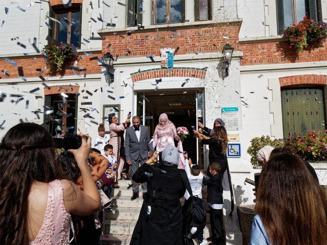 Le mariage de Ali et Cécilia à Ézanville, Val-d'Oise 12