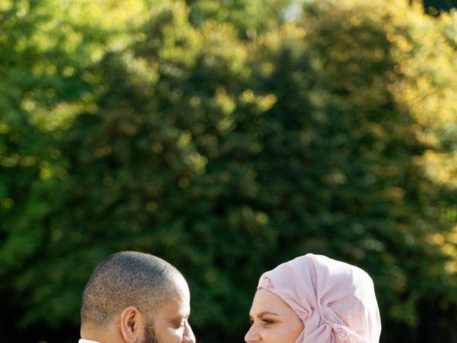 Le mariage de Ali et Cécilia à Ézanville, Val-d'Oise 17