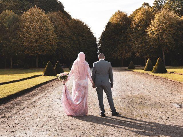 Le mariage de Ali et Cécilia à Ézanville, Val-d'Oise 28