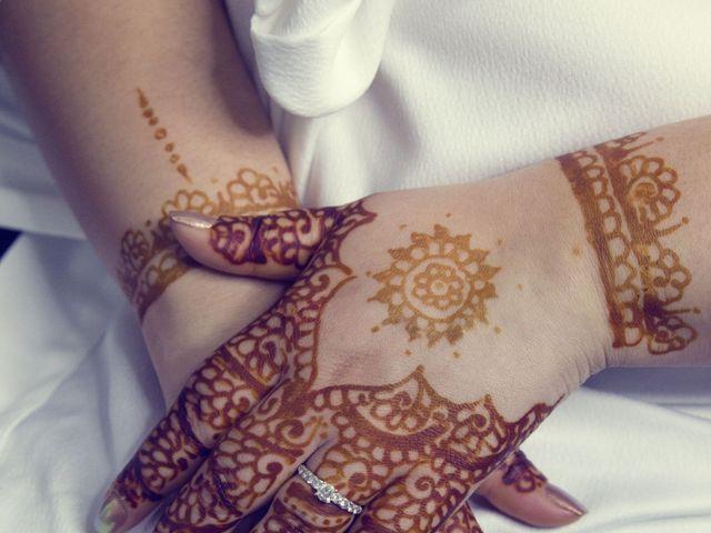 Le mariage de Mohamed et Rizlane à Paris, Paris 3