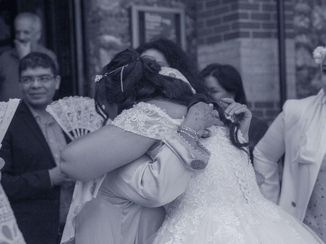 Le mariage de Mohamed et Rizlane à Paris, Paris 7
