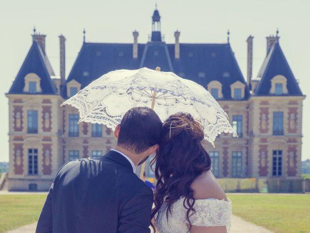 Le mariage de Mohamed et Rizlane à Paris, Paris 2