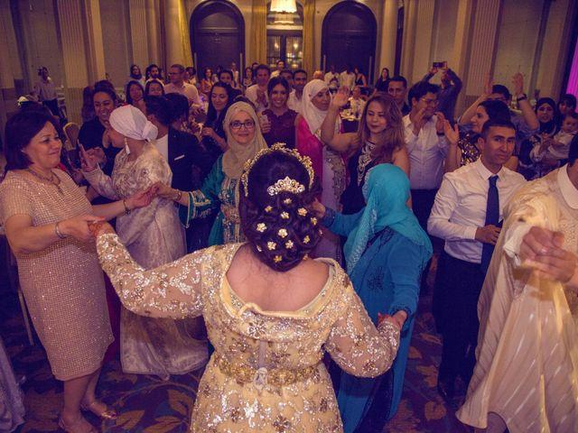 Le mariage de Mohamed et Rizlane à Paris, Paris 9
