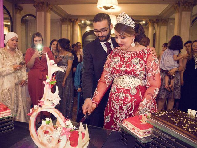 Le mariage de Mohamed et Rizlane à Paris, Paris 10
