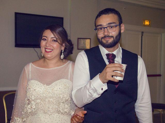 Le mariage de Mohamed et Rizlane à Paris, Paris 11