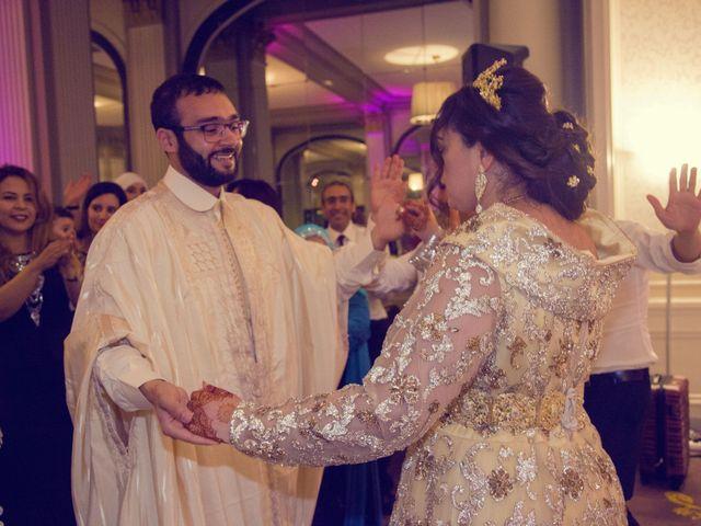 Le mariage de Mohamed et Rizlane à Paris, Paris 12