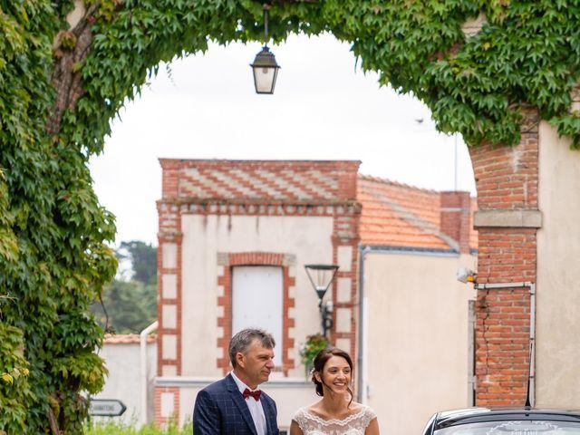 Le mariage de Sébastien et Emeline à Pornic, Loire Atlantique 9