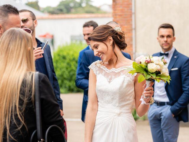 Le mariage de Sébastien et Emeline à Pornic, Loire Atlantique 29