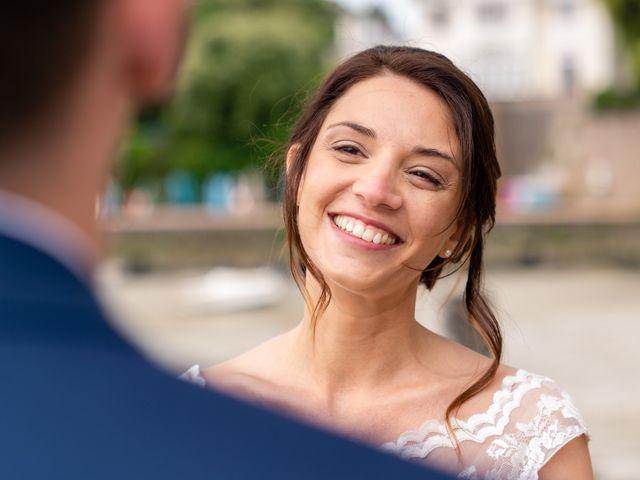 Le mariage de Sébastien et Emeline à Pornic, Loire Atlantique 39