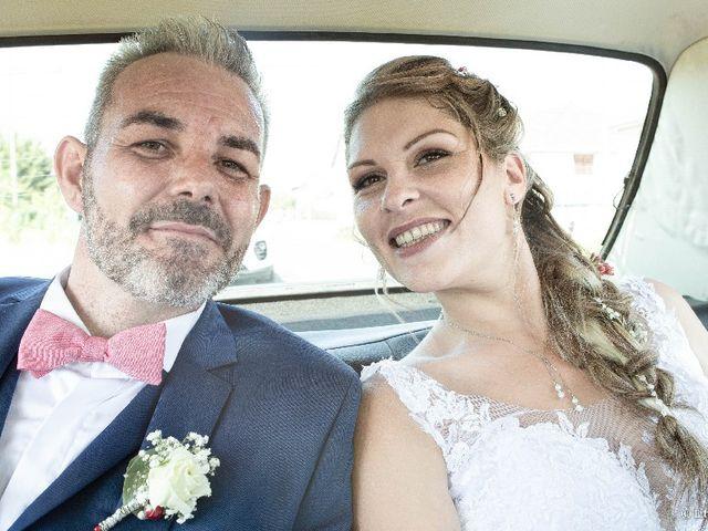 Le mariage de Mathilde et Morgan