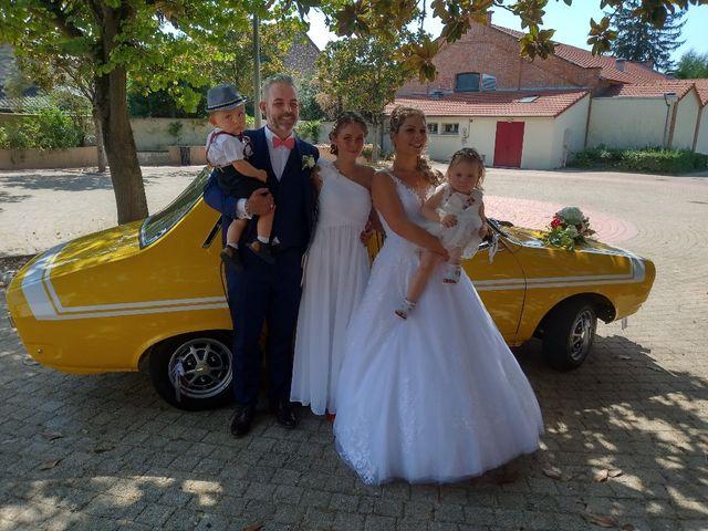 Le mariage de Morgan et Mathilde à Dangé-Saint-Romain, Vienne 6