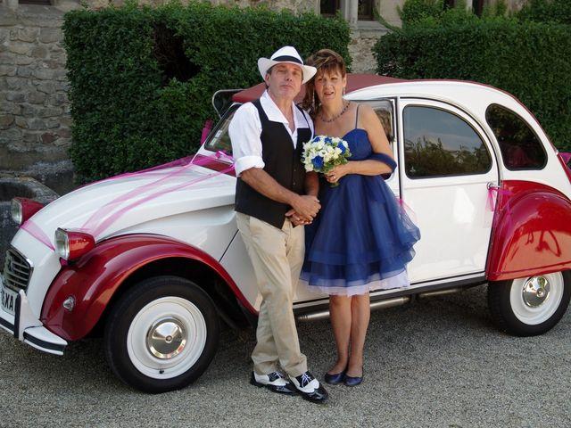 Le mariage de Catherine et Didier